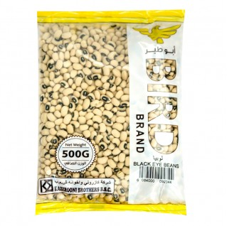 Bird Black Eye Beans 500g