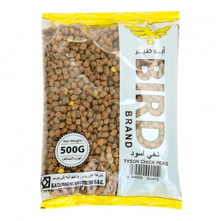 Bird Tyson Chick Peas (Black Chana) 500g