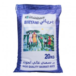 Biryani Basmati Rice 20Kg