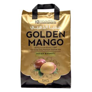 Golden Mango 1121 Basmati Indian Rice 5Kg
