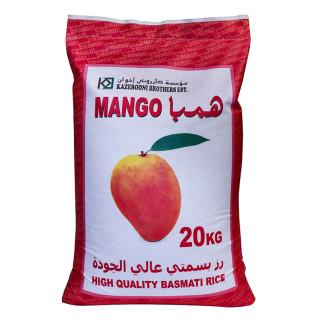 Mango Basmati Rice 20Kg