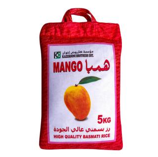 Mango Basmati Rice 5Kg
