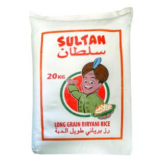 Sultan Biryani Rice 20Kg