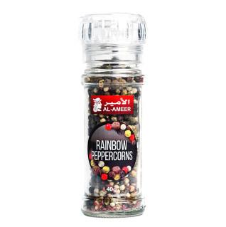 Al-Ameer Rainbow Peppercorns 40g