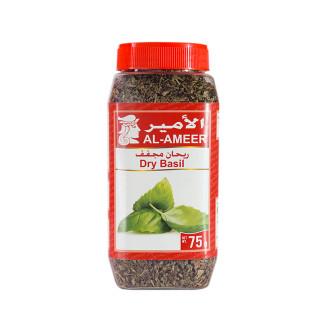 Al Ameer Dry Basil 75g